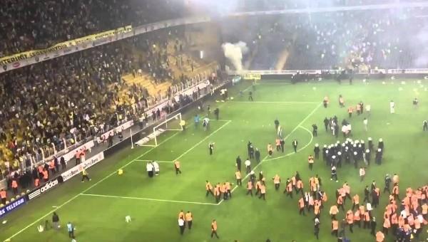 Fenerbahçe Haberleri: Galatasaray derbisi için suç duyurusu