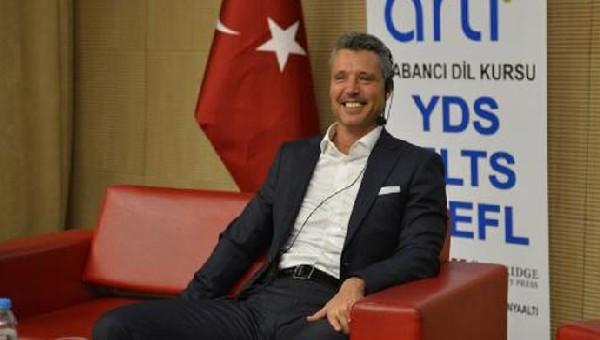 Fenerbahçe Haberleri: Sadettin Saran'dan anlamlı destek
