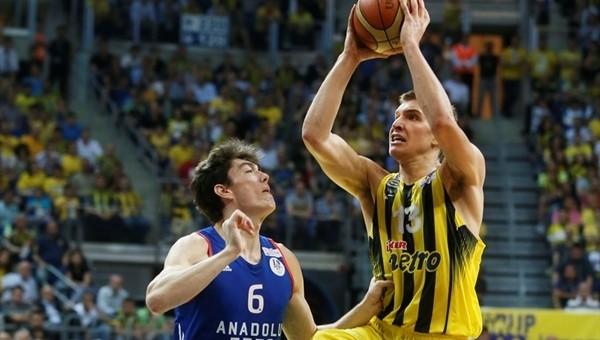 Fenerbahçe şampiyonluğunu ilan etti