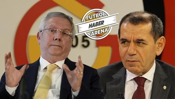 Fenerbahçe ve Galatasaray karşı karşıya