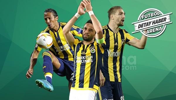 Fenerbahçe'de savunma çöktü