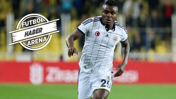 Fenerbahçe'den Emenike kararı