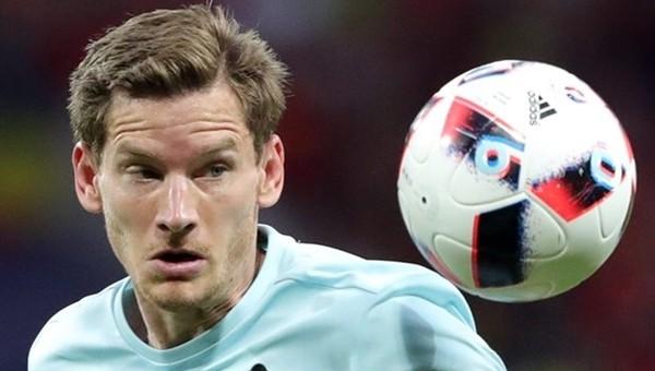 Galler maçı öncesi Belçika'ya Jan Vertonghen'den kötü haber