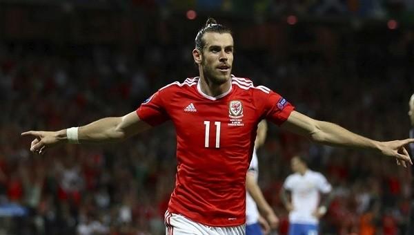 Galler'in yıldızı Gareth Bale tarihe geçti