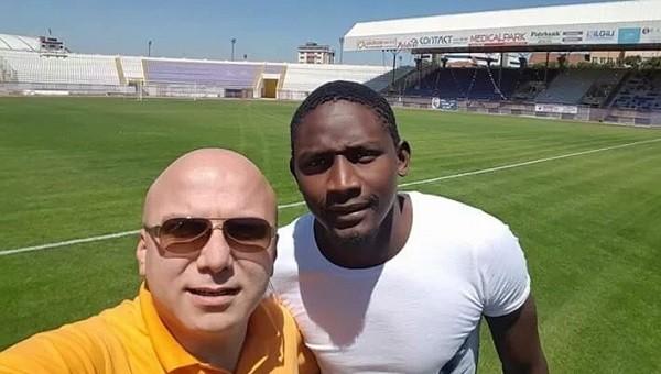 Gebze Haberleri: Amatör Lig'e Senegalli golcü