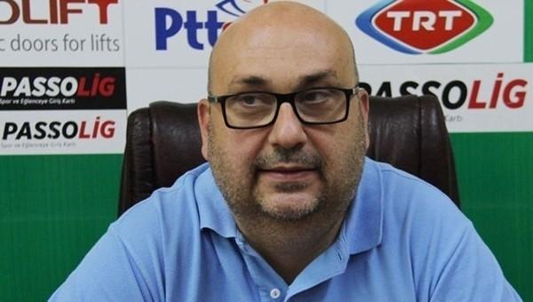 Başkan Mustafa Bozbağ'dan teknik direktör açıklaması