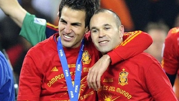 EURO 2016 Haberleri: Iniesta ve Fabregas rekor kırdı