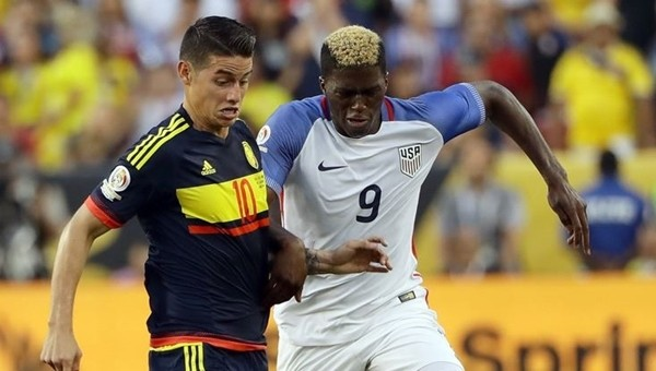 Kolombiya üçüncülüğü ABD'ye kaptırmadı