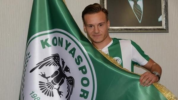 Konyaspor Transfer Haberleri: Deni Milosevic ile anlaşmaya varıldı.