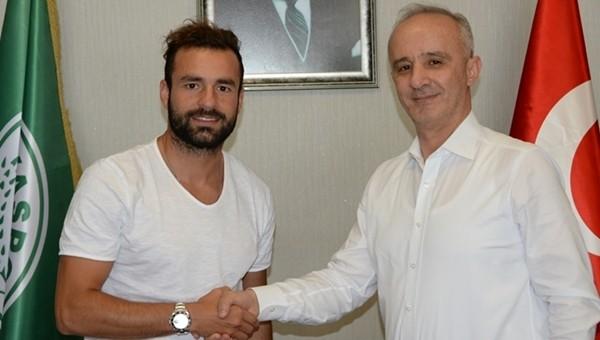 Mehmet Uslu ile 1 yıllık sözleşme