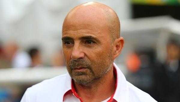 Dursun Özbek'in listesindeki Jorge Sampaoli Sevilla'ya gitti