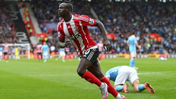 Southampton Sadio Mane için 40 milyon Pound istiyor