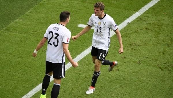 Mario Gomez, Almanya'nın Avrupa şampiyonalarındaki rekoruna yaklaştı