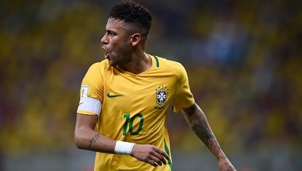Neymar ve Douglas Costa Rio Olimpiyatlarında forma giyecek