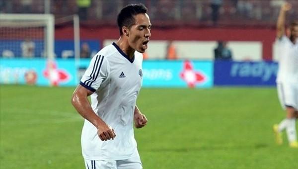 Osmanlıspor Transfer Haberleri: Oscar Scarione için rekor teklif!