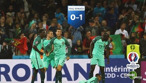 Quaresma attı, Portekiz turladı!