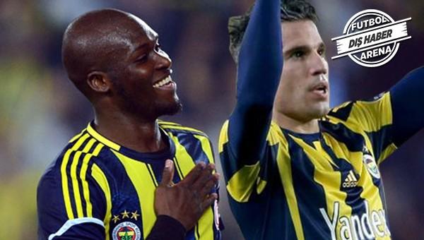Fenerbahçe Transfer Haberleri: Robin van Persie için Lazio iddiası