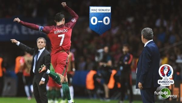 Portekiz 0-0 Avusturya (Maç özeti, kaç kaç) - İZLE
