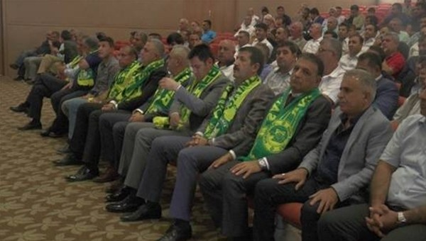 Şanlıurfaspor Haberleri: PTT 1. Lig ekibinde kongre donduruldu