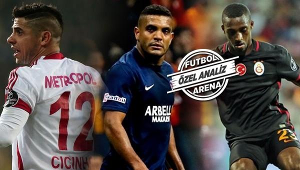 Süper Lig'in en iyi orta kesen bekleri...