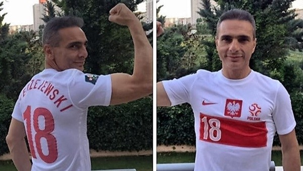 Tuncay Bekiroğlu, Polonya fanatiği oldu