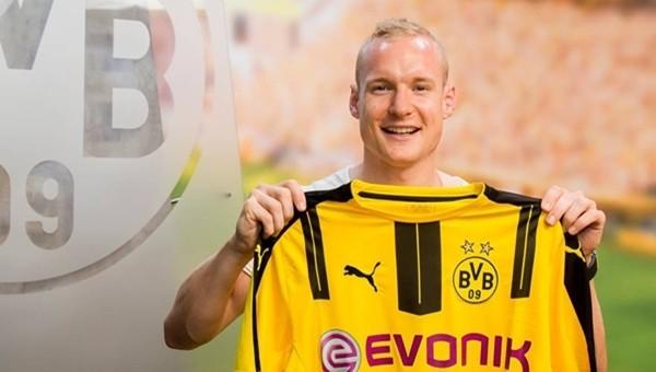 Haberleri: Borussia Dortmund,Sebastian Rode'yi resmen açıkladı