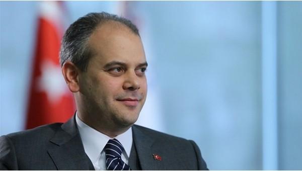 Spor Bakanı Çağatay Kılıç'tan saygı duruşu yapılmaması kararına tepki