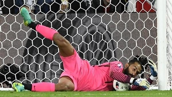 Volkan Babacan, Türkiye - Çek Cumhuriyeti maçına damga vurdu