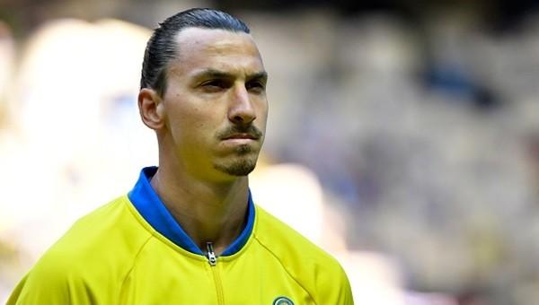 Zlatan Ibrahimovic'ten Fransa Cumhurbaşkanı Françoıis Hollande'a gönderme