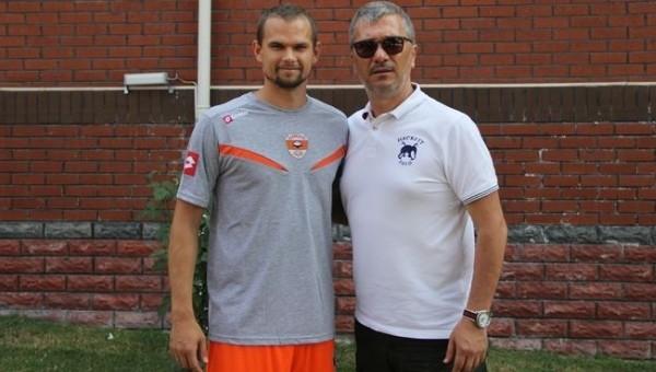 Adanaspor, Vladimir Koman'ı transfer etti