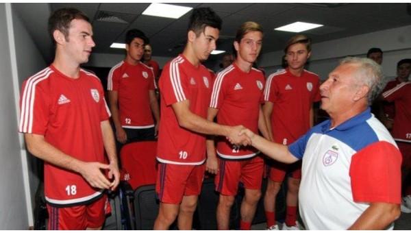 Altınordu Haberleri: U19'dan Avrupa için erken start