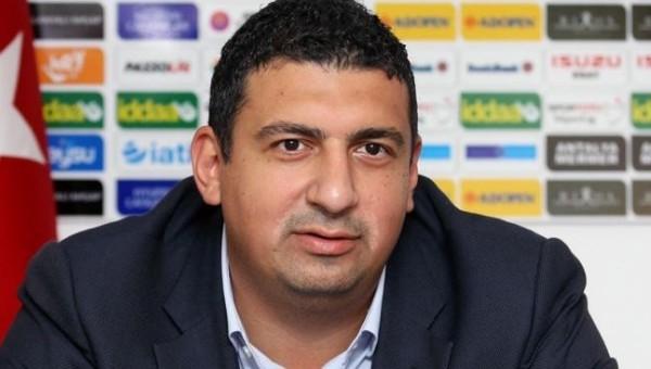 Antalyaspor'dan Eto'o için Beşiktaş açıklaması