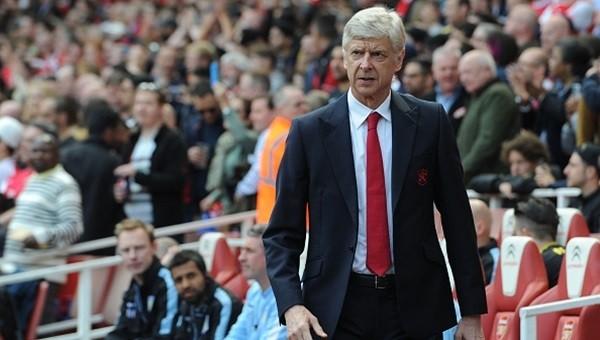 Arsene Wenger'e yeni sözleşme