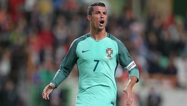 Asistlerin efendisi Cristiano Ronaldo