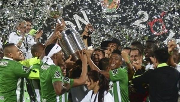 Atletico Nacional'den tarihi başarı