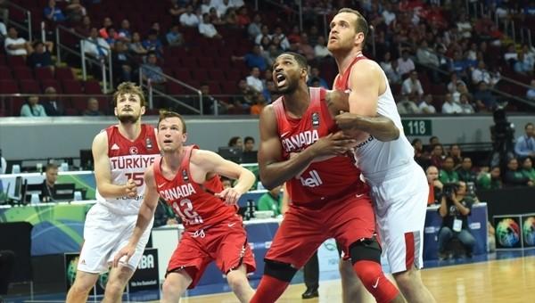 Türkiye, Kanada'ya 77-69 mağlup oldu