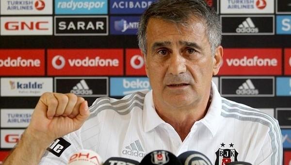 Beşiktaş Haberleri: Şenol Güneş, Jose Sosa'ya resti çekti