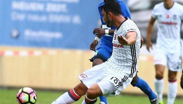 Beşiktaş'ta Tolgay Arslan'ın sakatlığında son durum