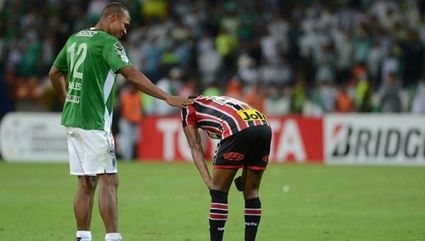 Brezilya kulüpleri Libertadores'de başarısız