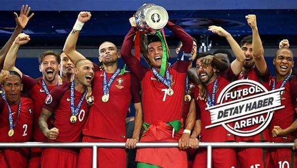 Portekiz'den tarihi intikam! (Portekiz - Fransa Euro 2016 final maçı)