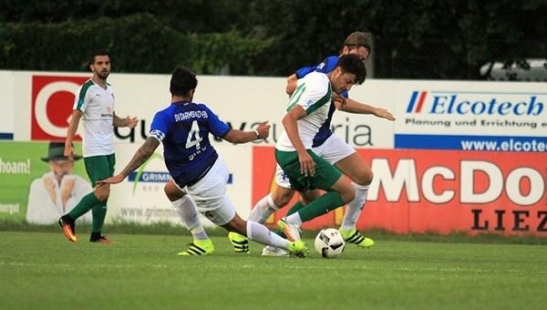 Bursaspor, Darmstadt'a mağlup oldu