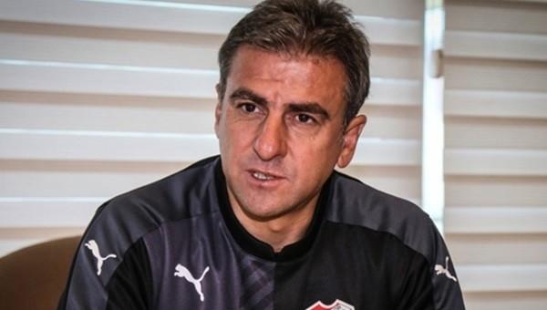 Bursaspor mağlup, Hamza Hamzaoğlu umutlu