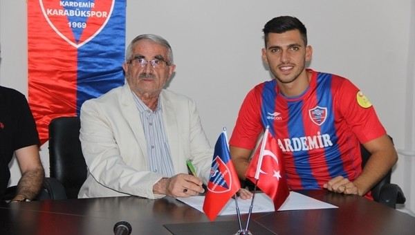 Ceyhun Gülselam, Kardemir Karabükspor'a transfer oldu