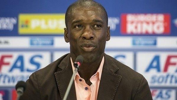 Clarence Seedorf, Çin İkinci Ligi'ne teknik direktör oldu