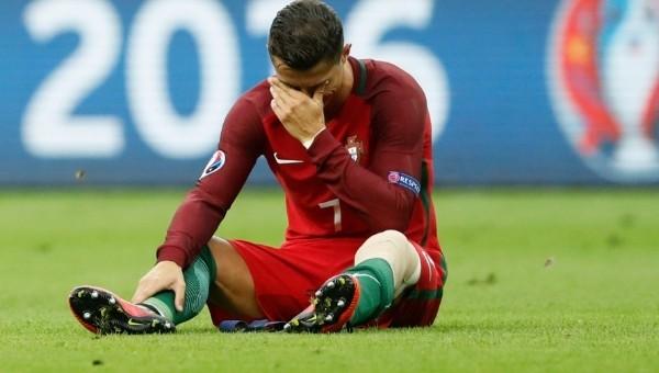 Cristiano Ronaldo açılışta yok!