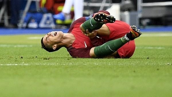 Cristiano Ronaldo'nun sakatlığı ciddi mi?