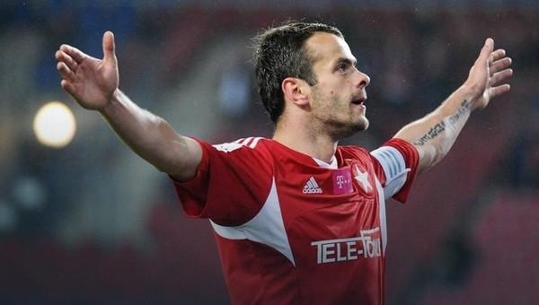 Eski Trabzonsporlu Pawel Brozek lig tarihine geçti