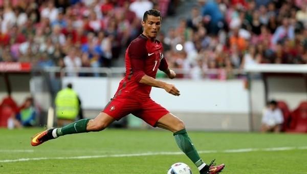 EURO 2016'da Portekiz'de gözler Ronaldo'da