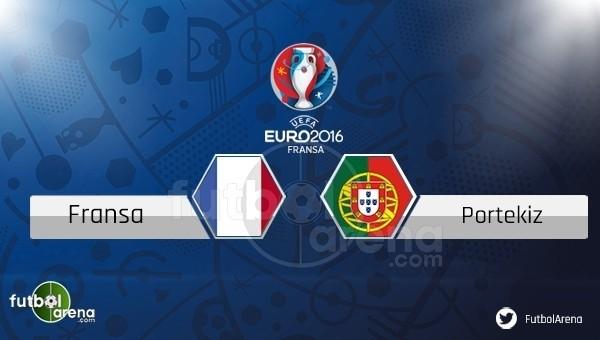 EURO 2016'da şampiyon belli oluyor