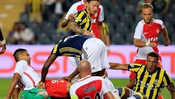 Fenerbahçe - Monaco maçının hakemine tepki